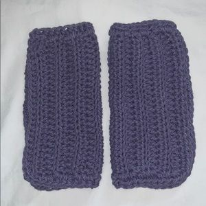 Other - 2 Purple All Purpose 100% Cotton Crocheted Cloths